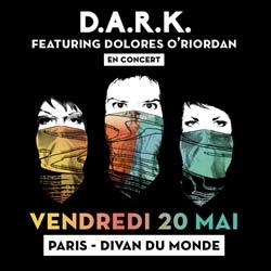 D.A.R.K. en concert au Divan du Monde 5