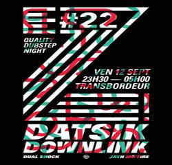 Datsik et Downlink en concert à Lyon 14