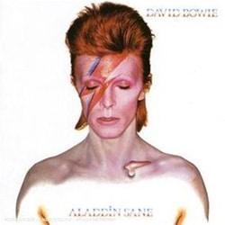 David Bowie <i>Aladdin Sane</i> 5