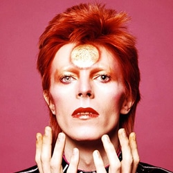 David Bowie s'expose à Paris 6