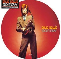 Réédition en vinyle d'un single de David Bowie 19