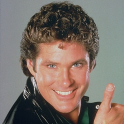 DAVID HASSELHOFF <i>True Survivor</i> 7
