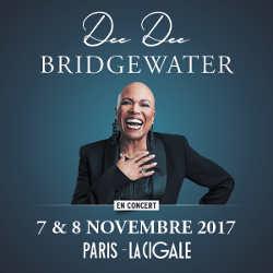 Dee Dee Bridgewater à La Cigale les 7 et 8 novembre 2017 5