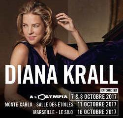 Diana Krall prolonge sa tournée française 2017 8