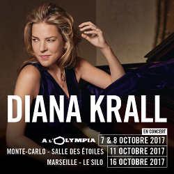 Diana Krall prolonge sa tournée française 2017 6