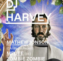 DJ Harvey et Meute rejoignent le line-up de l'Electron 2017 6