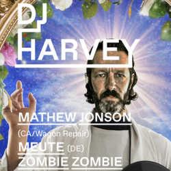 DJ Harvey et Meute rejoignent le line-up de l'Electron 2017 5