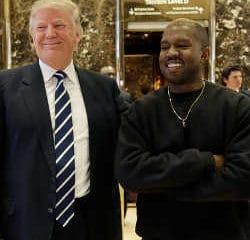 VIDEO : Donald Trump reçoit Kanye West à la Trump Tower 5