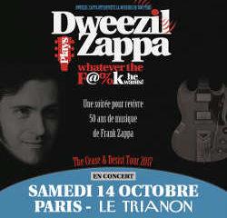 Le fils de Frank Zappa ressuscite son père au Trianon 7