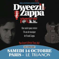 Le fils de Frank Zappa ressuscite son père au Trianon 6