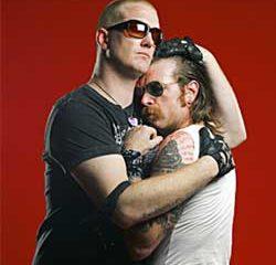 Les Eagles Of Death Metal le 16 février 2016 à l'Olympia 7