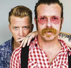 Les Eagles of Death Metal sur scène avec U2 11