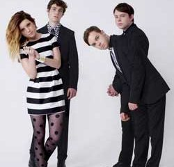 Echosmith présente son premier album <i>Talking Dreams</i> 12