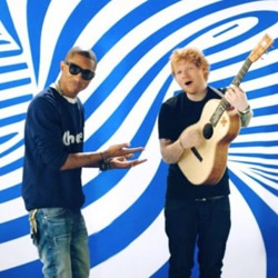 ED SHEERAN & PHARRELL WILLIAMS 6