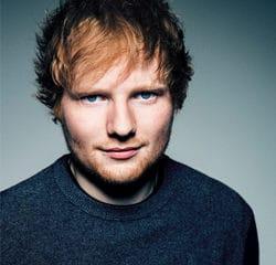 Ed Sheeran se prend un bide pour 2 dollars 8