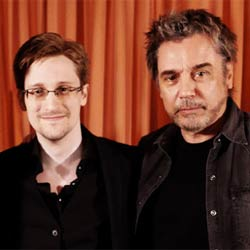 Jean-Michel Jarre a enregistré un titre avec Edward Snowden 5