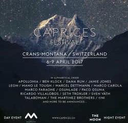 20 grands DJs au rendez-vous du Caprices Festival 2017 8