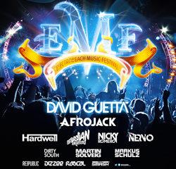 Programme Electrobeach Festival 2013 13