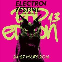 La crème de l'électro s'affiche au Festival Electron 5
