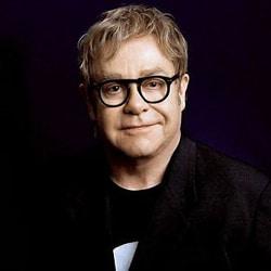 Elton John en concert à Lille 5