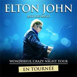 Elton John en tournée dans toute la France 6