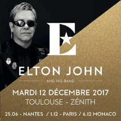 Elton John en concert au Zénith de Toulouse 5
