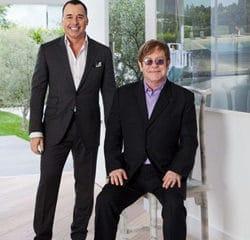 Elton John et David Furnish vont se marier 7