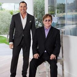 Elton John et David Furnish vont se marier 5