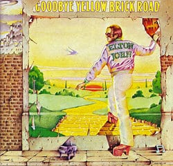 Elton John <i>Goodbye Yellow Brick Road</i> 11