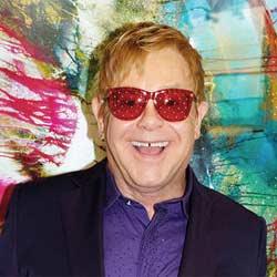 Elton John présente son 33ème album studio 5