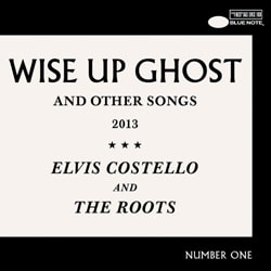 Elvis Costello & The Roots <i>Wise Up Ghost</i> 5