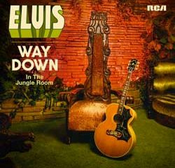 Elvis Presley <i>Way Down In The Jungle Room</i> 9
