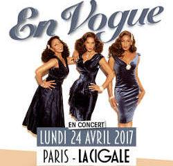 En Vogue en concert à Paris le 24 avril 2017 6