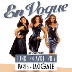 En Vogue en concert à Paris le 24 avril 2017 5