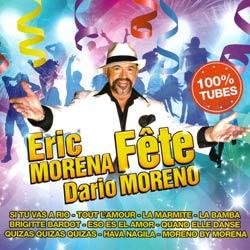 Eric Morena de retour avec un nouvel album 5