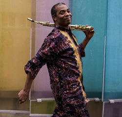 FEMI KUTI The World Is Changing 8