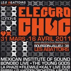 Festival Electrochoc 2011 7