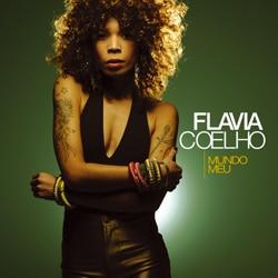 Flavia Coelho cover album Mundo Meu
