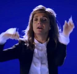 CHRISTINE AND THE QUEENS Parodie 9