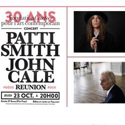 Patti Smith et John Cale fêtent les 30 ans de la Fondation Cartier 6