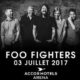 Les Foo Fighters de retour à Paris le 3 juillet 2017 7