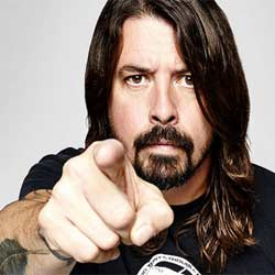 Dave Grohl annonce son départ des Foo Fighters 5