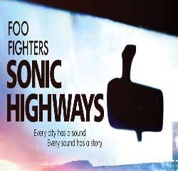 Les Foo Fighters présentent leur série documentaire 8