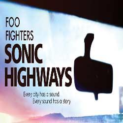 Les Foo Fighters présentent leur série documentaire 6
