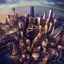 Foo Fighters <i>Sonic Highways</i> 6