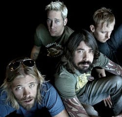 Foo Fighters <i>White Limo</i> 9