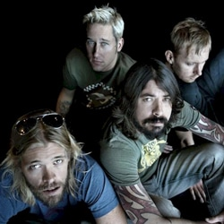 Foo Fighters <i>White Limo</i> 7