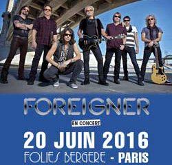 Foreigner le 20 juin 2016 aux Folies Bergères 6