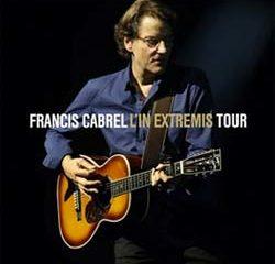 Francis Cabrel dévoile un magnifique album live 7