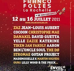 Découvrez les 1er artistes des Francofolies 2011 11